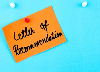 Recorded Webinar: What You Need to Know about Letters of Recommendation (LORs)