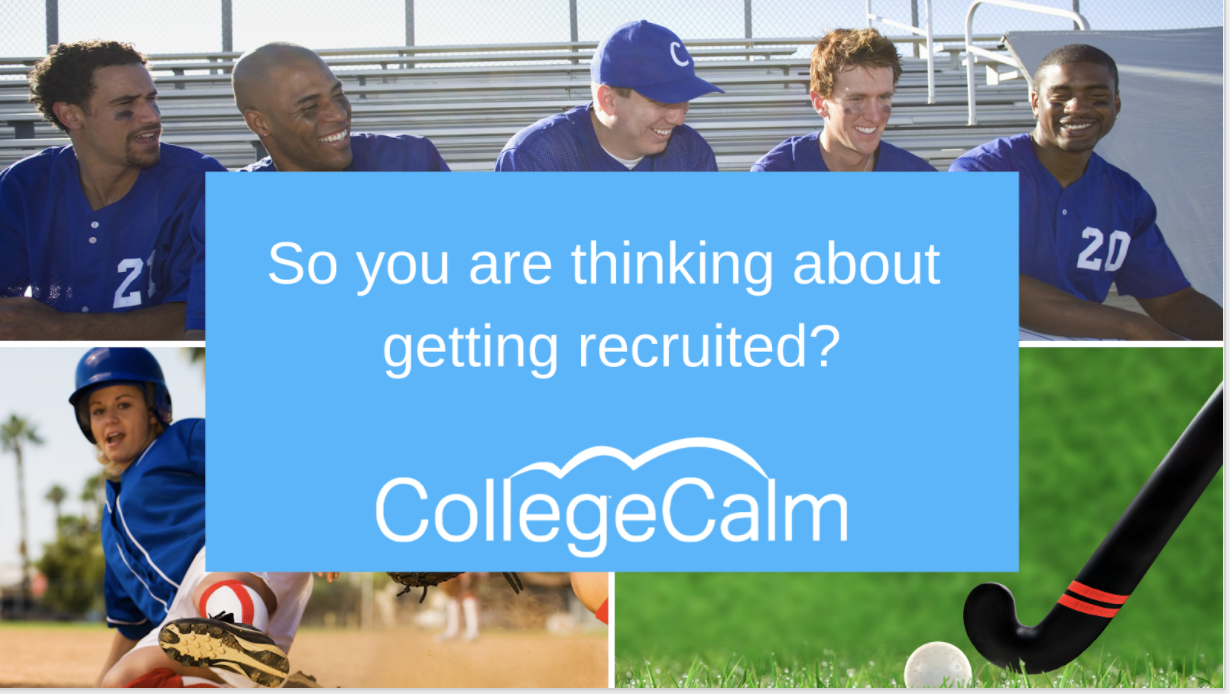 The Basics of College Athletic Recruiting